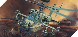 AH-64D HELICOPTERO LONGBOW 1/48 ACADEMY