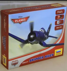 SKIPPER RILEY 1/100 ES DISNEY