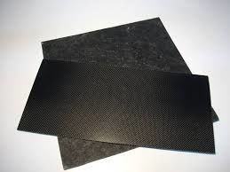 PLANCHA CARBON 350mm x 150mm x 4mm