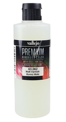 PREMIUM BARNIZ MATE 60ml VALLEJO