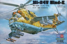 UH-60A BLACKHAWK 1/72 HOBBYBOSS