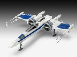 CAZA X-WING T70 RESISTENCIA EASY KIT STAR WARS REVELL