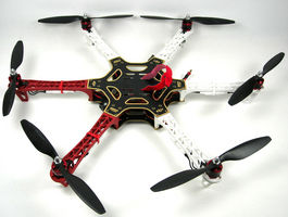 F550 HEXACOPTER ARF F550
