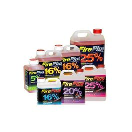 FIRE PLUS 25% NITRO 1 LITRO COCHE 1/8