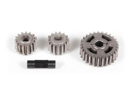 T-CASE GEAR SET 15/15/27Z AXIAL