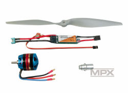 KIT DE PROPULSION DOGFIGHTER ULTRA MULTIPLEX