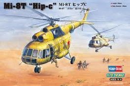 MI-8T HIP-C 1/72 HOBBYBOSS