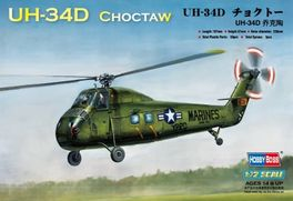 UH-34D CHOCTAW 1/72 HOBBYBOSS