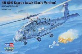 HH-60H RESCUE EARLY 1/72 HOBBYBOSS