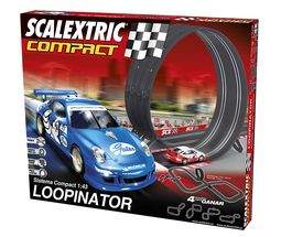 CIRCUITO COMPACT LOOPINATOR SCALEXTRIC