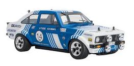 CARROCERIA FORD ESCORT RS 1800 1/10 THE RALLY LEGENDS
