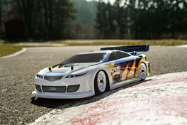 COCHE S10 B TC2 BRUSHLESS 4WD RTR LRP