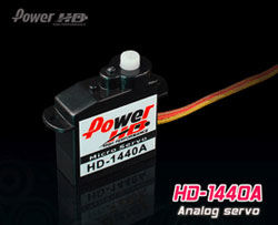 1440A POWER HD 0.8kg/0.12s/4.4g
