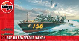 RAF AIR SEA RESCUE LAUNCH 1/72 AIRFIX
