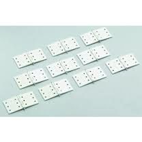 BISAGRAS GRANDES (32x16mm) 10u. GFORCE