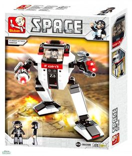 ROBOT Z3 SPACE SLUBAN