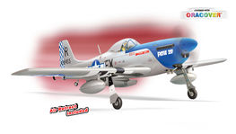 P51 MUSTANG 60CC SEMI ESCALA PHOENIX MODEL