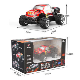 ROCK RACER MONSTER 1/24 RTR WLTOYS