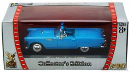 FORD THUNDERBIRD 1955 AZUL 1/43 ROAD SIGNATURE