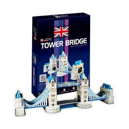 TOWER BRIDGE PUZZLE 3D CUBIC FUN