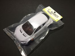 MEGANE TROPHY 2010 WHITE CARROCERIA MINI-Z TRP
